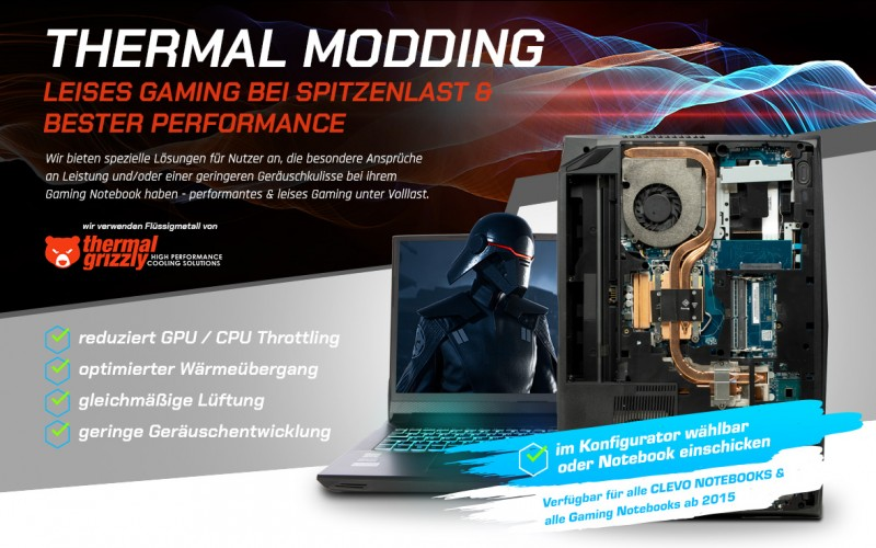 Thermal Modding