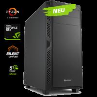 Guru AMD SILENT PC bei GamingGuru kaufen